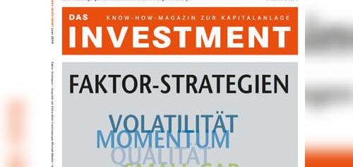 Das Investment - Ausgabe Juni 19